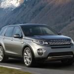 Автомобиль Land Rover Discovery Sport