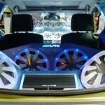 Замечательный образец акустической системы для авто