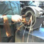 Как производится ремонт электродвигателей?
