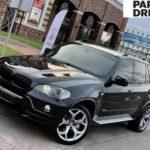 Кроссоверы и внедорожники на дизеле: BMW X5